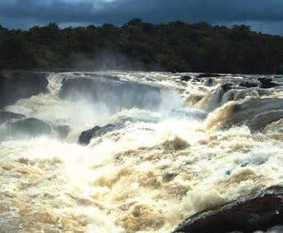 Raudal del Jirijirimo-Foto viceministerio de Turismo