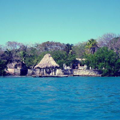 Isla Del rosario. Mariana Gómez. Flickr