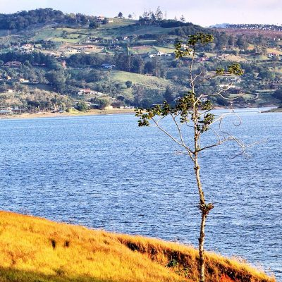 Lago Calima. Flickr
