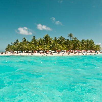 San Andrés Islas. Yohny Cay. Mario Carvajal. Fotur