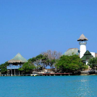 Vista Isla del Rosario. Andrea Bolivar. Flickr